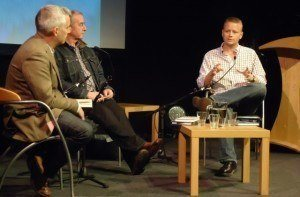 Patrick Ness and David Almond