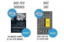 Book Blogger UKYA Awards