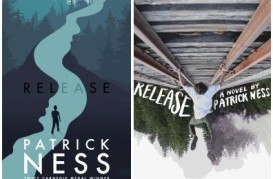 UK and US covers for Release!
