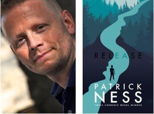 Patrick Ness - Release tour dates