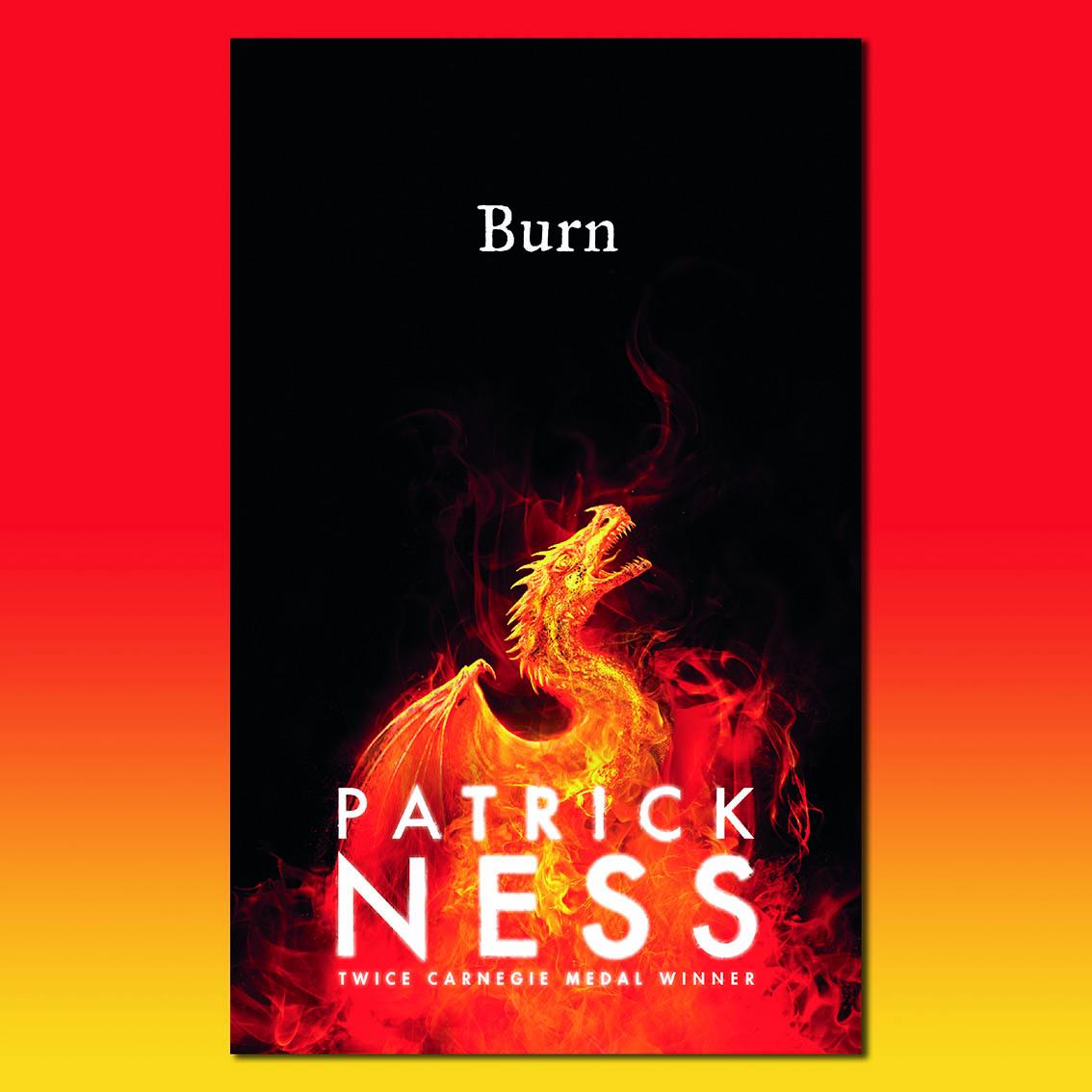 Burn by Patrick